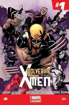 Wolverine and the X-Men Vol. 2 (Comic Book) #1