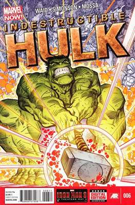 Indestructible Hulk (Comic Book) #6
