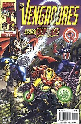 Los Vengadores vol. 3 (1998-2005) #21