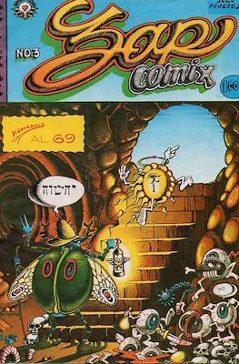 Zap Comix (Rústica 52 pp) #3