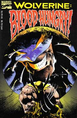 Wolverine: Blood Hungry