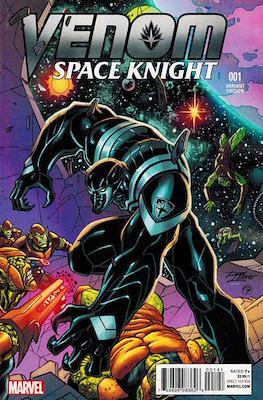 Venom: Space Knight (Variant Cover) (Comic Book) #1.2