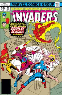 The Invaders (Comic Book. 1975 - 1979) #23