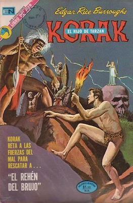 Korak, el hijo de Tarzán (Grapa 36 pp) #11