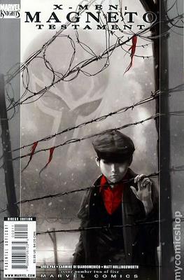X-Men: Magneto Testament (Comic Book) #2