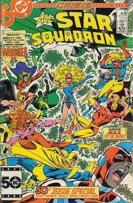 All-Star Squadron Vol 1 (Grapa) #50