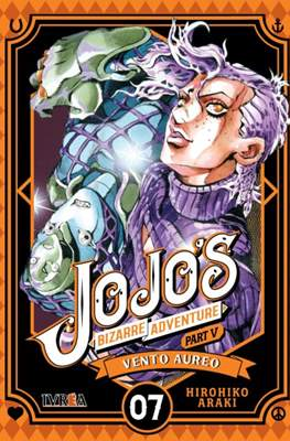 JoJo's Bizarre Adventure - Part V: Vento Aureo #7