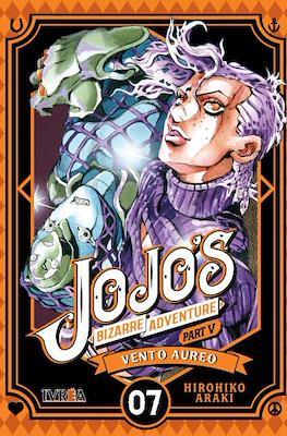 JoJo's Bizarre Adventure - Part V: Vento Aureo (Rústica con sobrecubierta) #7