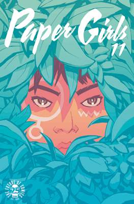 Paper Girls (Grapa 32 pp) #11