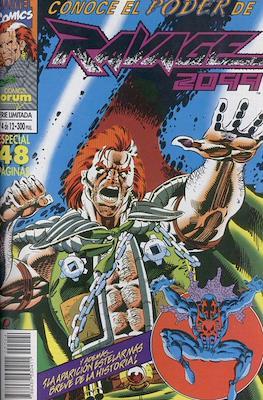 Ravage 2099 (1994-1995) #4