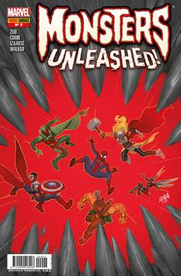 Monsters Unleashed! #2