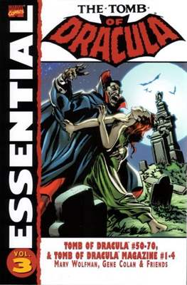 Essential Tomb of Dracula #3