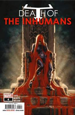 Death of the Inhumans (Comic Book) #4