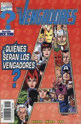 Los Vengadores vol. 3 (1998-2005) (Grapa. 17x26. 24 páginas. Color. (1998-2005).) #4