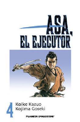 Asa, el ejecutor #4