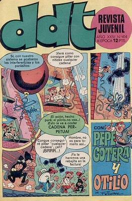 DDT (1967-1978) #414