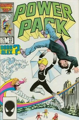 Power Pack (1984-1991; 2017) (Grapa) #22
