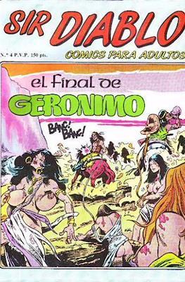 Sir Diablo (Grapa 68 pp) #4