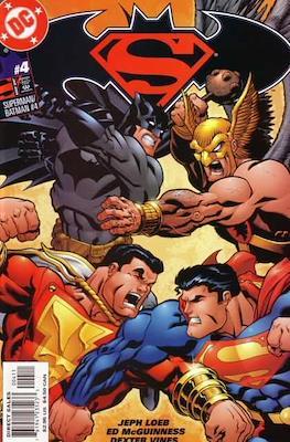 Superman / Batman (2003-2011) (Comic Book) #4