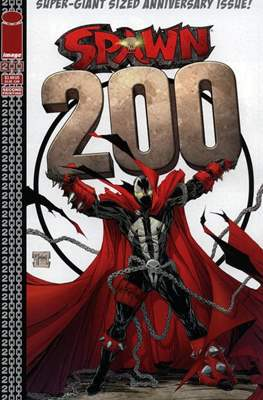 Spawn (Comic Book) #200