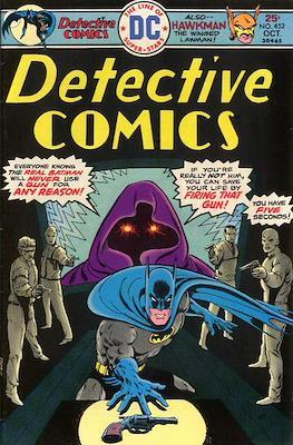 Detective Comics Vol. 1 (1937-2011; 2016-) (Comic Book) #452