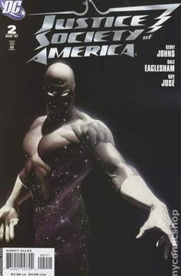Justice Society of America Vol. 3 (2007-2011) #2