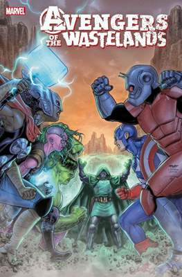 Avengers of the Wastelands (Comic Book) #5
