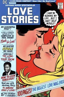 100 Page Super Spectacular: Love Stories