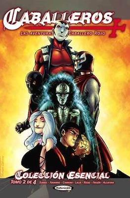 Caballeros. Las aventuras del Caballero Rojo (Rústica) #2