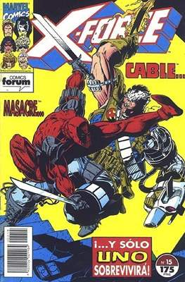 X-Force Vol. 1 (1992-1995) #15