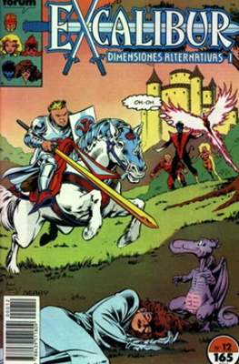 Excalibur Vol. 1 (1989-1995) (Grapa) #12