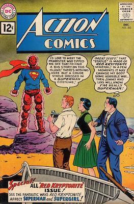 Action Comics Vol. 1 (1938-2011; 2016-) (Comic Book) #283