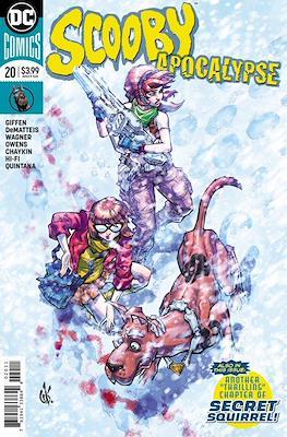 Scooby Apocalypse (Grapa) #20