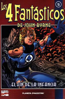 Coleccionable Los 4 Fantásticos de John Byrne (2002) #5