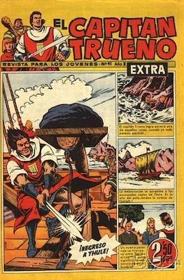 El Capitán Trueno Extra (Grapa, 40 páginas (1960-1968)) #41