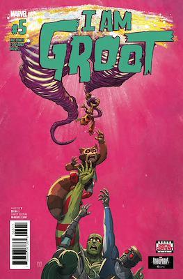 I Am Groot (Comic-book) #5