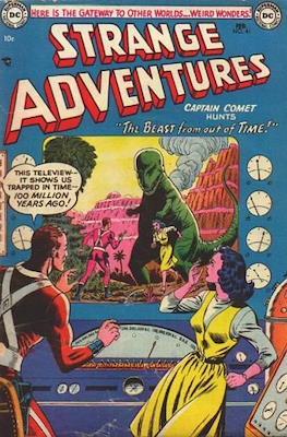 Strange Adventures (Comic Book) #41