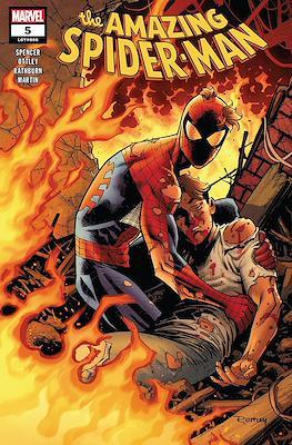 The Amazing Spider-Man Vol. 5 (2018 - ) (Comic Book) #5