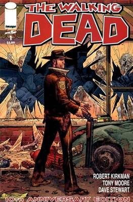 The Walking Dead (10th Anniversary edition)