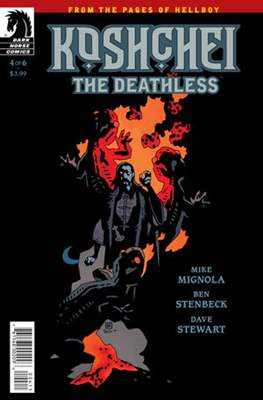 Koshchei the Deathless (Comic-book) #4