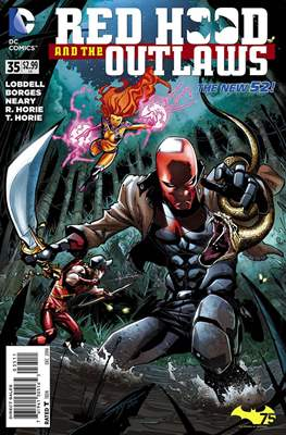 Red Hood and the Outlaws (2011-) New 52 (Comic-Book) #35