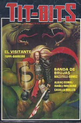 Tit-Bits La Aventura Continúa (Revista) #1