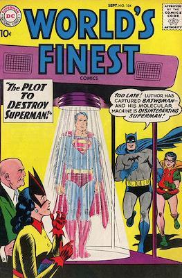 World's Finest Comics (1941-1986) #104