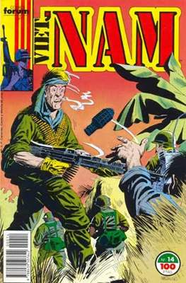 Vietnam (Grapa/Rústica. 17x26. 24/32/48 páginas. Color (1988-1991)) #14
