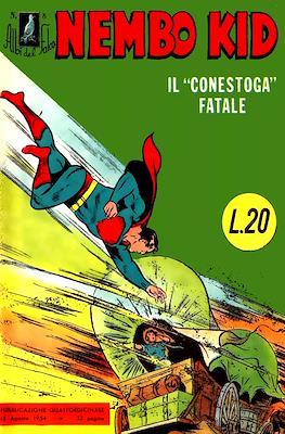 Albi del Falco: Nembo Kid / Superman Nembo Kid / Superman #8