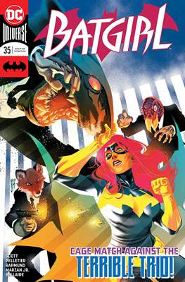 Batgirl Vol. 5 (2016-) (Comic Book) #35