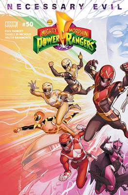 Mighty Morphin Power Rangers (Comic Book) #50