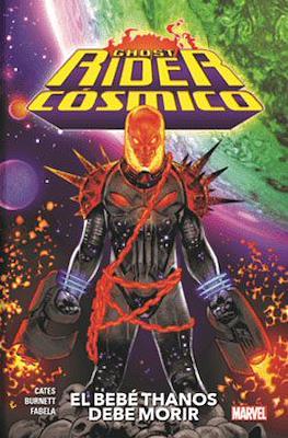 Ghost Rider Cósmico: El bebé Thanos debe morir
