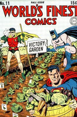 World's Finest Comics (1941-1986) (Comic Book) #11