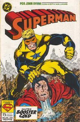 Superman: El Hombre de Acero / Superman Vol. 2 #29